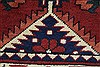 Kazak Red Runner Hand Knotted 28 X 93  Area Rug 250-27846 Thumb 8