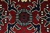 Kazak Red Runner Hand Knotted 27 X 105  Area Rug 250-27848 Thumb 4