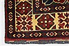 Kazak Red Runner Hand Knotted 27 X 105  Area Rug 250-27848 Thumb 5