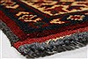 Kazak Red Runner Hand Knotted 27 X 105  Area Rug 250-27848 Thumb 6