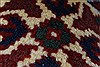 Kazak Red Runner Hand Knotted 27 X 105  Area Rug 250-27848 Thumb 9