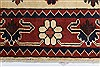 Kazak Beige Runner Hand Knotted 29 X 910  Area Rug 250-27849 Thumb 2
