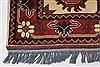Kazak Beige Runner Hand Knotted 29 X 910  Area Rug 250-27849 Thumb 5