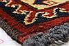 Kazak Beige Runner Hand Knotted 29 X 99  Area Rug 250-27851 Thumb 6