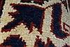 Kazak Beige Runner Hand Knotted 29 X 99  Area Rug 250-27851 Thumb 8