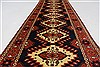 Turkman Beige Runner Hand Knotted 28 X 102  Area Rug 250-27855 Thumb 3