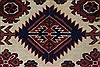 Turkman Blue Runner Hand Knotted 29 X 103  Area Rug 250-27860 Thumb 2
