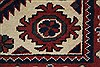 Turkman Blue Runner Hand Knotted 29 X 103  Area Rug 250-27860 Thumb 6