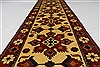 Turkman Brown Runner Hand Knotted 29 X 910  Area Rug 250-27863 Thumb 7