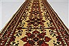 Turkman Brown Runner Hand Knotted 210 X 104  Area Rug 250-27864 Thumb 6