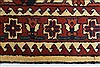 Turkman Brown Runner Hand Knotted 210 X 104  Area Rug 250-27864 Thumb 7