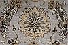 Kashan Beige Hand Knotted 41 X 64  Area Rug 250-27866 Thumb 10