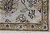 Kashan Beige Hand Knotted 41 X 64  Area Rug 250-27866 Thumb 11