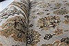 Kashan Beige Hand Knotted 41 X 64  Area Rug 250-27866 Thumb 2