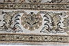 Kashan Beige Hand Knotted 41 X 64  Area Rug 250-27866 Thumb 6