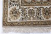 Kashan Beige Hand Knotted 41 X 64  Area Rug 250-27866 Thumb 8
