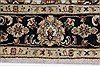 Kashan Beige Hand Knotted 41 X 60  Area Rug 250-27868 Thumb 6