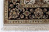Kashan Beige Hand Knotted 41 X 60  Area Rug 250-27868 Thumb 8