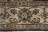 Kashan Brown Hand Knotted 41 X 63  Area Rug 250-27869 Thumb 5