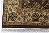 Kashan Brown Hand Knotted 41 X 63  Area Rug 250-27869 Thumb 8