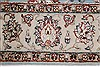 Tabriz Beige Hand Knotted 42 X 60  Area Rug 250-27872 Thumb 3