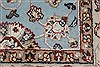 Tabriz Beige Hand Knotted 42 X 60  Area Rug 250-27872 Thumb 8