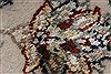 Tabriz Beige Hand Knotted 42 X 60  Area Rug 250-27872 Thumb 9