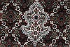 Mahal Beige Hand Knotted 40 X 60  Area Rug 250-27873 Thumb 9