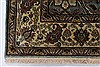 Tabriz Brown Hand Knotted 40 X 511  Area Rug 250-27875 Thumb 8