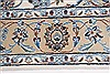 Nain Blue Hand Knotted 41 X 62  Area Rug 250-27876 Thumb 4