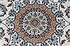 Nain Blue Hand Knotted 41 X 62  Area Rug 250-27876 Thumb 5