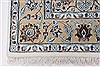 Nain Blue Hand Knotted 41 X 62  Area Rug 250-27876 Thumb 6
