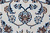 Nain Blue Hand Knotted 41 X 62  Area Rug 250-27876 Thumb 8