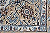Nain Blue Hand Knotted 41 X 62  Area Rug 250-27876 Thumb 9