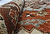 Serapi Brown Hand Knotted 40 X 511  Area Rug 250-27887 Thumb 1