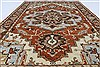 Serapi Brown Hand Knotted 40 X 511  Area Rug 250-27887 Thumb 4