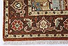 Serapi Brown Hand Knotted 40 X 511  Area Rug 250-27887 Thumb 7