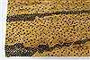 Gabbeh Yellow Hand Knotted 40 X 60  Area Rug 100-27889 Thumb 3