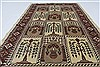 Malayer Brown Hand Knotted 33 X 50  Area Rug 100-27891 Thumb 3