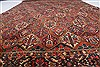 Bakhtiar Beige Hand Knotted 67 X 100  Area Rug 100-27894 Thumb 6