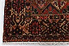 Bakhtiar Beige Hand Knotted 67 X 100  Area Rug 100-27894 Thumb 9