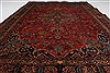 Mashad Red Hand Knotted 67 X 94  Area Rug 100-27895 Thumb 6