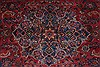 Mashad Red Hand Knotted 67 X 94  Area Rug 100-27895 Thumb 8