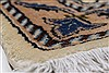 Nain Blue Hand Knotted 66 X 98  Area Rug 100-27899 Thumb 10