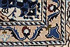 Nain Blue Hand Knotted 66 X 98  Area Rug 100-27899 Thumb 13