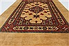 Ardebil Red Hand Knotted 47 X 68  Area Rug 100-27901 Thumb 1
