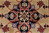 Ardebil Red Hand Knotted 47 X 68  Area Rug 100-27901 Thumb 2