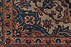 Kashan Red Hand Knotted 87 X 114  Area Rug 100-27943 Thumb 14