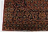 Kashan Red Hand Knotted 87 X 114  Area Rug 100-27943 Thumb 22