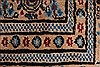 Mood Blue Hand Knotted 73 X 101  Area Rug 100-27954 Thumb 8